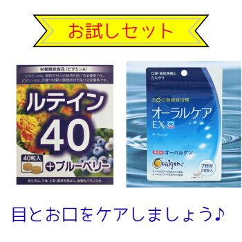 ルテイン40+ブルーベリー(40粒)|ルテインブルーベリーウコンクルクミンアスタキサンチンビタミンA目眼疲労疲れドライアイ抗酸化ブルーライト健康美容サプリメント栄養機能食品