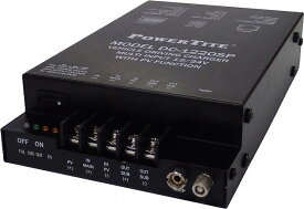 走行充電器 12V 24V→12V用 20A・昇圧回路付 (太陽電池MPPT充電制御内蔵) / DC-1220SP[正規ルート品][日本語取扱説明書]
