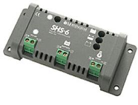 充放電コントローラー / MORNINGSTAR SHS-6L[正規品/日本語の説明書付き/無料保証2年(電池を除く)]