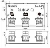特価ソーラー発電セット12Vy-solar30W+SABA10[正規ルート品][日本語取扱説明書]