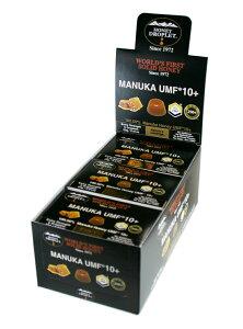 【正規品】 ハニージャパン ハニードロップレットマヌカ UMF10+ 便利な12個セット あごごはんフリカケプレゼント! UMF MGO 天然 自然 無添加 蜂蜜 ハチミツ 蜂蜜協会 ニュージーランド のど飴