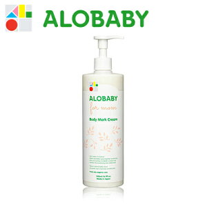 ALOBABY(アロベビー) フォーマム 妊娠線クリーム 500ml【お徳用】〈ボディマーククリーム〉