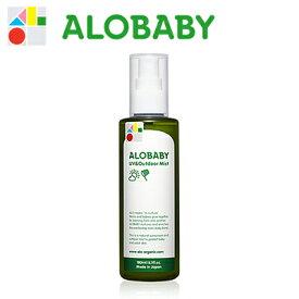 ALOBABY(アロベビー) UV&アウトドアミスト ビッグボトル 180ml〈日焼け止め&虫除けスプレー〉