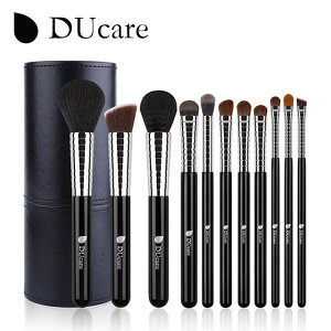 DUcare ドゥケア メイクアップブラシ A1103 11本セット(ケース入り)