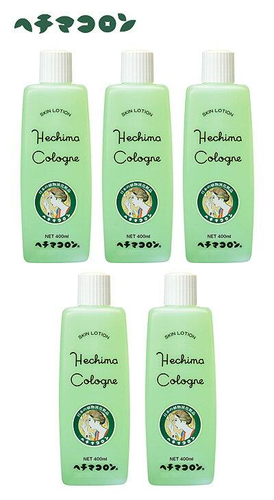 ヘチマコロンの化粧水 Lボトル 400ml×5本お得セット