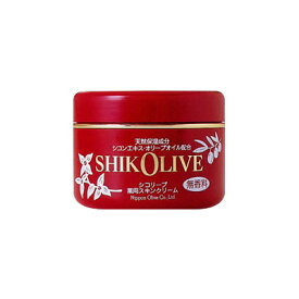 オリーブマノン シコリーブ 薬用スキンクリーム 180g 2個セット 〈医薬部外品〉 ボディローション・保湿クリーム ハンドケア