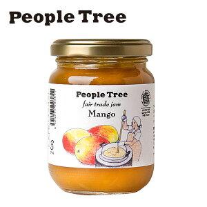 ピープルツリー フェアトレード・ジャム【ミックスマンゴー / 220g】【ケニア】【People Tree】
