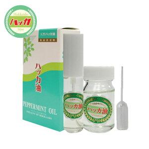 ペパーミント商会 天然ハッカ油セット天然ハッカスプレー 12ml+天然ハッカ油(丸ビン)20mlスポイト付き
