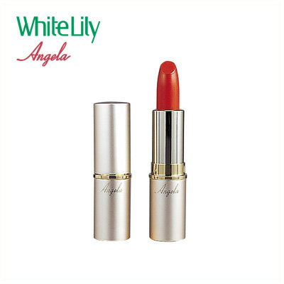 ホワイトリリー Angela アンジェラ シルキーリップ(ラスティング)RD02 レッドホワイトリリー