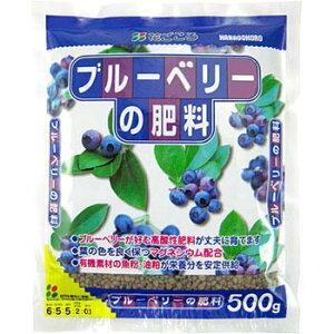 【肥料】 ブルーベリーの肥料 500g (郵便配送商品)