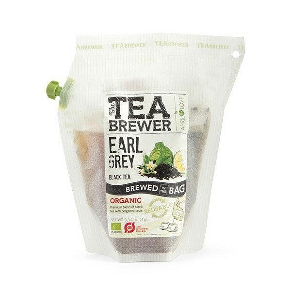 【TEA BREWER】オーガニック アールグレイ ティー(郵便配送商品)