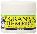定形外郵便 送料無料!靴用消臭剤 Gran's Remedy/グランズレメディ オリジナル 50g (無臭)魔法の粉 Made in ニュー…