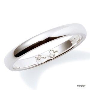 ギフト プレゼント THE KISS ディズニー コレクション ペアリング シルバー リング ミッキー ミニー メンズ ペア ダイヤモンド ザ・キッス お揃い 指輪 誕生日 記念日 メンズ 結婚指輪 刻印可能