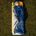 夏キャンプに快適な寝袋を探しています!軽量で涼しい夏用シュラフのおすすめを教えて!