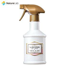 ラボン lavons for CECIL McBEE ファブリックミスト ラブリーシックの香り 370ml