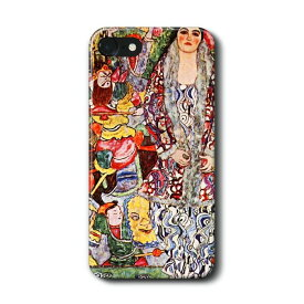 スマホケース グスタフ クリムト Friederike Maria Beer iPhoneSE ケース おしゃれ 人気 絵画 iPhone11 iPhone11Pro Huawei AquosR3 iPhoneXR iPhone7