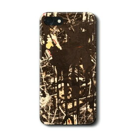 スマホケース ジャクソン ポロックYellow Islands iPhone7 ケース iPhone8 絵画 レトロ 人気 Xperia10 GalaxyA51 A30 S10 iPhone12 iPhon11 ハードカバー 名画 名作絵画