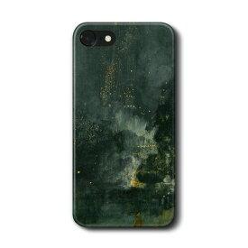 スマホケース マクニール ホイッスラー 黒と金色のノクターン 落下する花火 iPhone7 ケース iPhone8 絵画 レトロ 人気 Xperia10 GalaxyS20 A30 S10 iPhone12 iPhon11 iPhon11Pro ハードカバー 名画 名作絵画