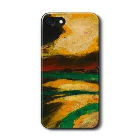 スマホケース エミール ノルデ Autumn Evening iPhone12 ケース iPhoneXS 絵画 ケース 人気 丈夫 耐衝撃 Xperia10 Google Pixel4 Pixel3a iPhon11 iPhon11Pro iPhoneXR