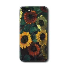 スマホケース 多機種対応 ハードケース エミール ノルデ Glowing Sunflowers iPhone6sPlus ケース 絵画 人気 あいふぉん Aquos Google Pixel スマホカバー iPhon11 iPhon11Pro iPhoneXR 名画 名作絵画