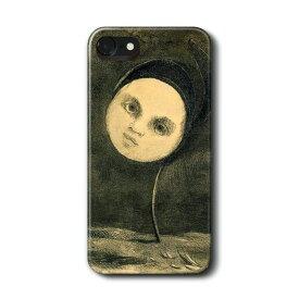 スマホケース オディロン ルドン head on a stem GalaxyS20 A30 ケース ギャラクシー あいふぉん 絵画 人気 iPhone11 HUAWEI P30lite P20lite アイフォン12 アイフォン11
