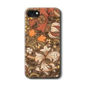 スマホケース ウィリアムモリス 21 iPhone7 ケース iPhone8 絵画 レトロ 人気 Xperia10 GalaxyA51 A30 S10 iPhone12 iPhon11 ハードカバー 名画 名作絵画