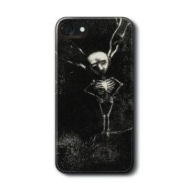 スマホケース オディロン ルドン Figure Appeared iPhone7 ケース iPhone8 絵画 レトロ 人気 Xperia10 GalaxyA51 A30 S10 iPhone12 iPhon11 ハードカバー 名画 名作絵画