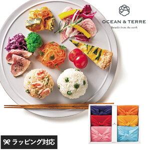 OCEAN & TERRE TSUTSUMI 炊き込みご飯の素セットF 炊き込みご飯の素 高級 ギフト かわいい おしゃれ 詰め合わせ 甘くないもの 和食 プレゼント 贈り物 お中元 お歳暮 内祝い 引出物