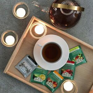AHMAD TEA アーマッドティー デカフェ ティーバッグ 紅茶 ノンカフェイン カフェインレス 個別包装 かわいい おしゃれ 妊婦 ティーパック ティーバック ギフト