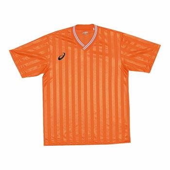 アシックス(asics) XS3138 JR.ゲームシャツHS 150 20(オレンジ) XS3138