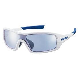 スワンズ(SWANS) STRIX I-0714 ストリックスグラス ミラー PAW シルバーミラー×アイスブルー STRIX I-0714