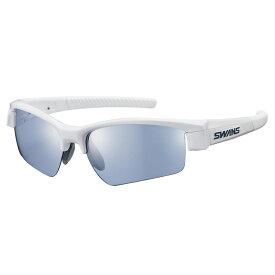 スワンズ(SWANS) LI SIN-0714 ライオン シン ミラー PAW シルバーミラー×アイスブルー LI SIN-0714