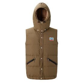 マウンテンイクイップメント(Mountain Equipment) Retro Lightline Vest(レトロライトラインベスト) L オリーブ 421358