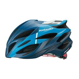 オージーケー カブト(OGK KABUTO) ヘルメット STEAIR (ステアー) S/M コルサマットブルー STEAIR