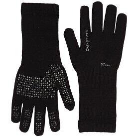 SEALSKINZ(シールスキンズ) Ultra Grip Glove Gauntlet M ブラック 1211402