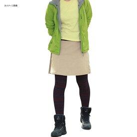 LAD WEATHER(ラドウェザー) ライトトレッキングスカート Women's S ベージュ ladpants010be-s