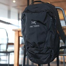 アークテリクス(ARCTERYX) Mantis 26L Backpack 26L BLACK 7715