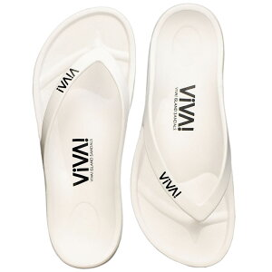 ビバアイランド(VIVA! ISLAND) VIVA ISLAND FLIP FLOP 40 White V-810101