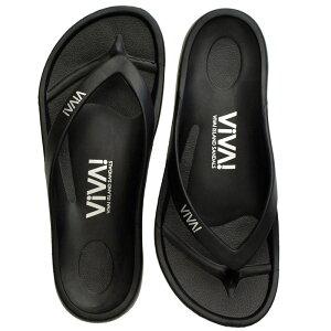 ビバアイランド(VIVA! ISLAND) VIVA ISLAND FLIP FLOP 36 Black V-810102