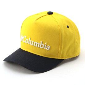 Columbia(コロンビア) PATH TO FOREST JR. CAP(パス トゥ フォレスト ジュニア キャップ) 704(DEEP YELLOW) PU5447