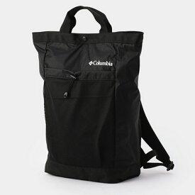 Columbia(コロンビア) MILL SPRING 2WAY BACKPACK(ミル スプリング ツーウェイ バックパック) 18L 010(Black) PU8396