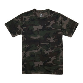 ダイワ(Daiwa) DE-8321 ショートスリーブFeel Alive.Tシャツ L グリーンカモ 08333509