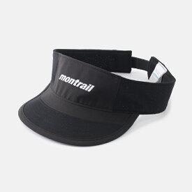 Columbia(コロンビア) 【21春夏】Trans Alps Running visor トランス アルプス ランニングバイザー フリー 010(Black) XU0198