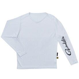 がまかつ(Gamakatsu) NO FLY ZONE(R)ロングスリーブTシャツ GM-3661 LL ホワイト