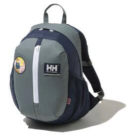 HELLY HANSEN(ヘリーハンセン) 【21秋冬】Kid's SKARSTING PACK 15(キッズ スカルスティン パック 15) 15L ファーグリーン(FG) HYJ92150