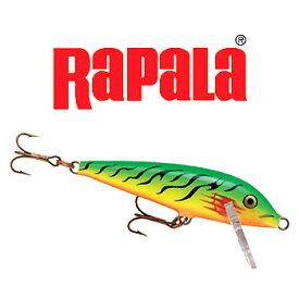 Rapala(ラパラ) カウントダウン 30mm FT(ファイヤタイガー) CD-3