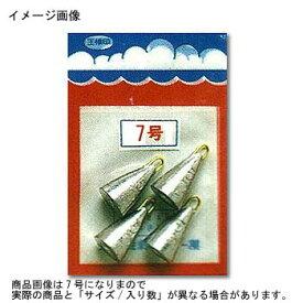 第一精工 パックオモリ釣鐘型25号 23085