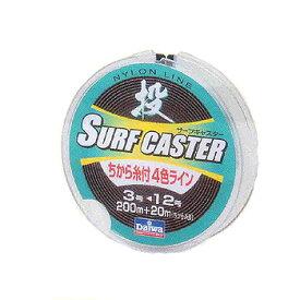 ダイワ(Daiwa) サーフキャスター4色ちから糸付R 3号-12号 4630152