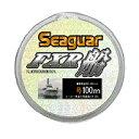 クレハ(KUREHA) シーガー FXR船 100m 12号 クリア