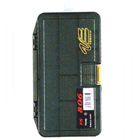 メイホウ(MEIHO) 明邦 バーサスSFC 806 ワーム/L スモークブラック 806